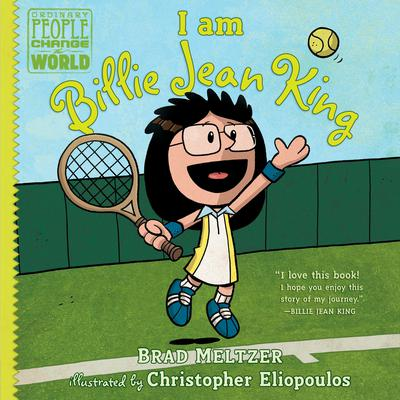 I am Billie Jean King Audiobook, by Brad Meltzer