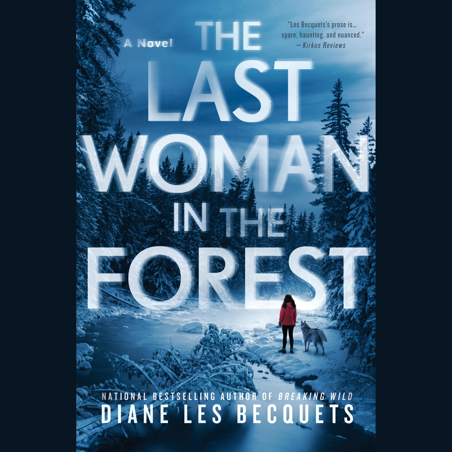 Printable The Last Woman in the Forest Audiobook Cover Art