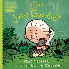 I am Jane Goodall Audiobook, by Brad Meltzer
