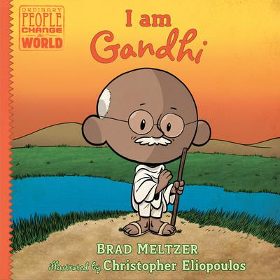 I am Gandhi Audiobook, by Brad Meltzer