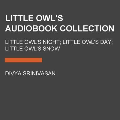 Little Owls Audiobook Collection: Little Owls Night; Little Owls Day; Little Owls Snow Audiobook, by Divya Srinivasan
