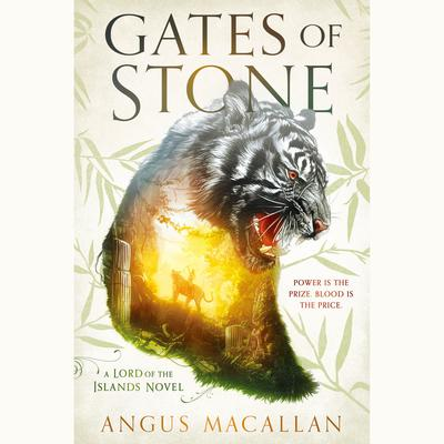 Gates of Stone Audiobook, by Angus Macallan