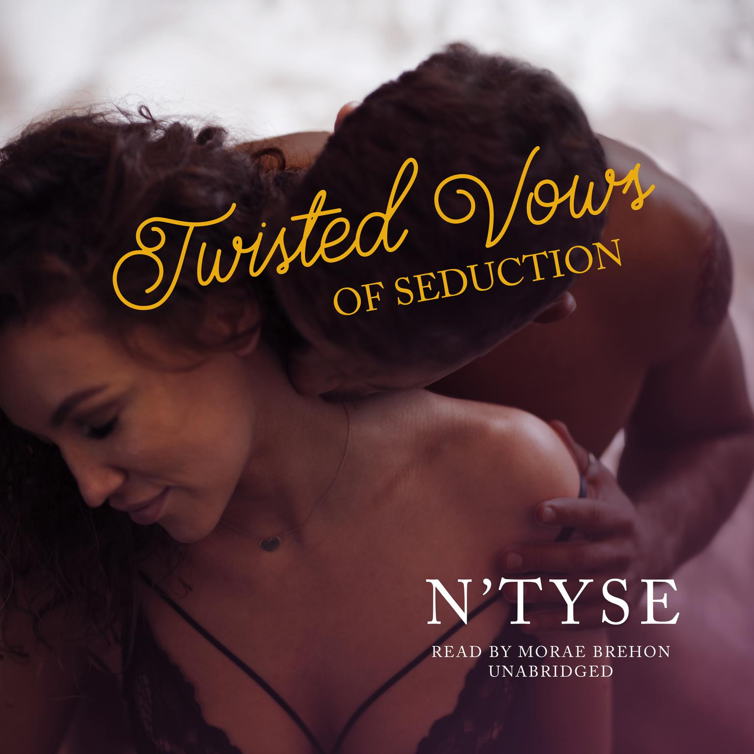 Printable Twisted Vows of Seduction Audiobook Cover Art