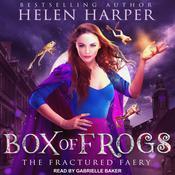Box of Frogs Audiobook, by Helen Harper