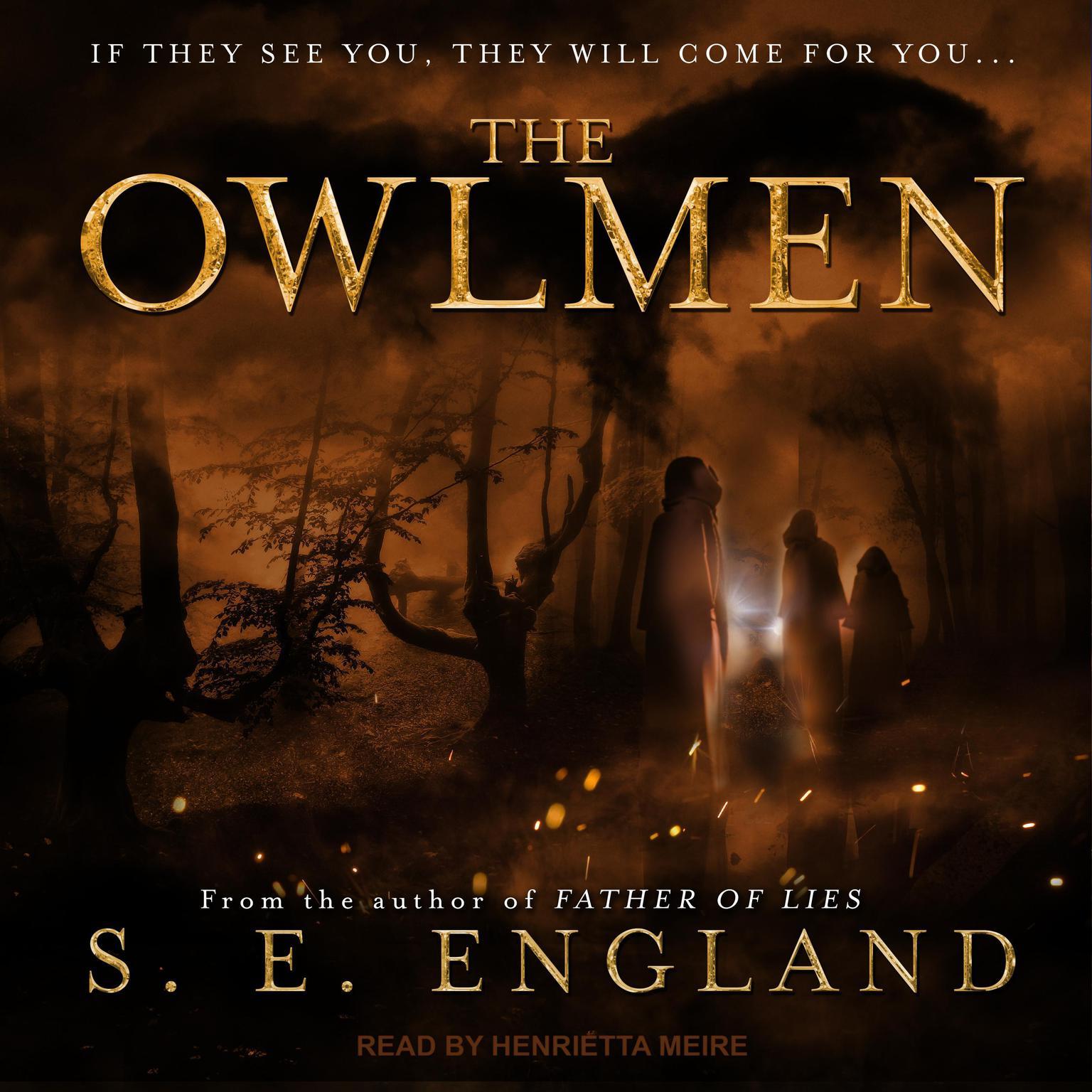 The Owlmen Audiobook, by S. E. England