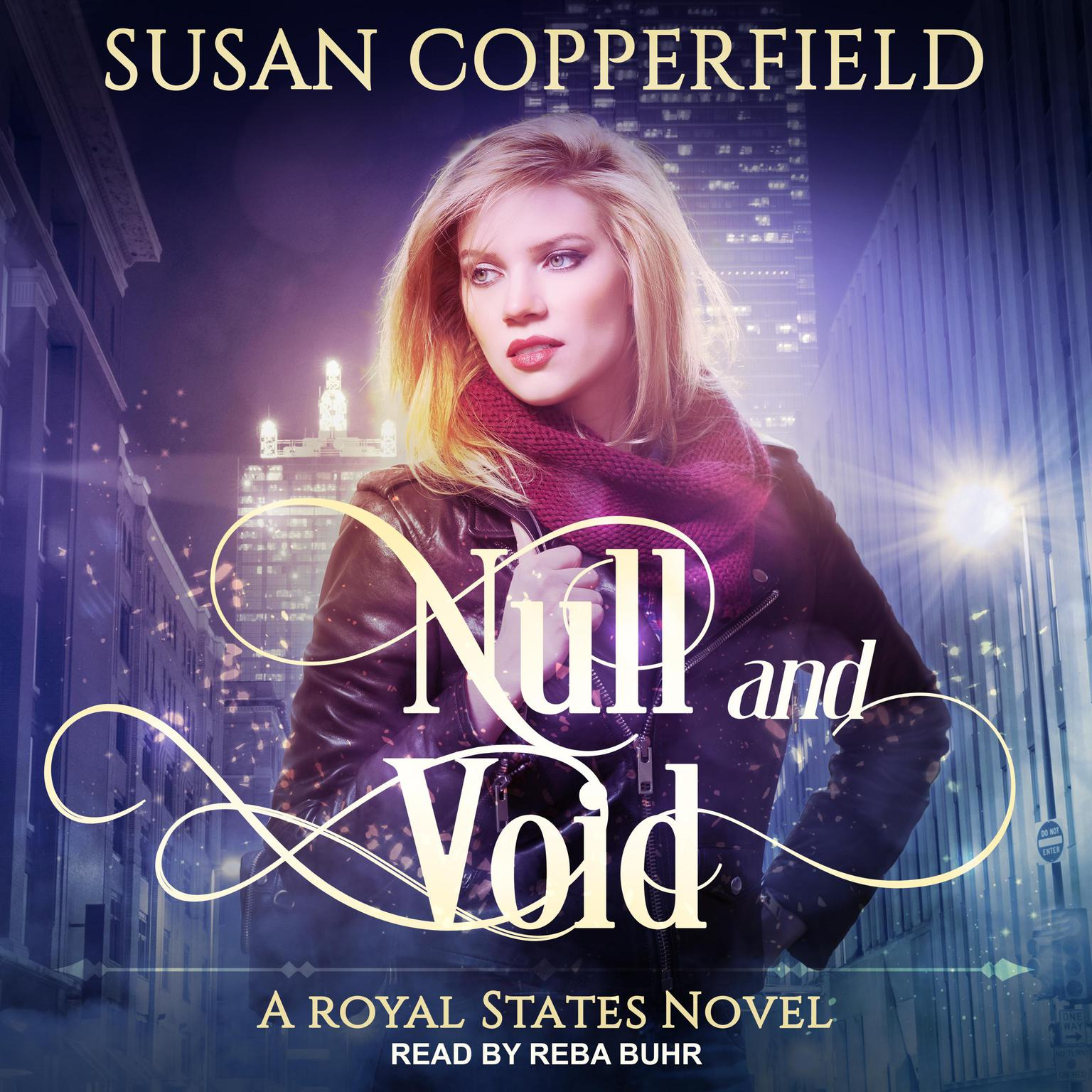 Printable Null and Void Audiobook Cover Art