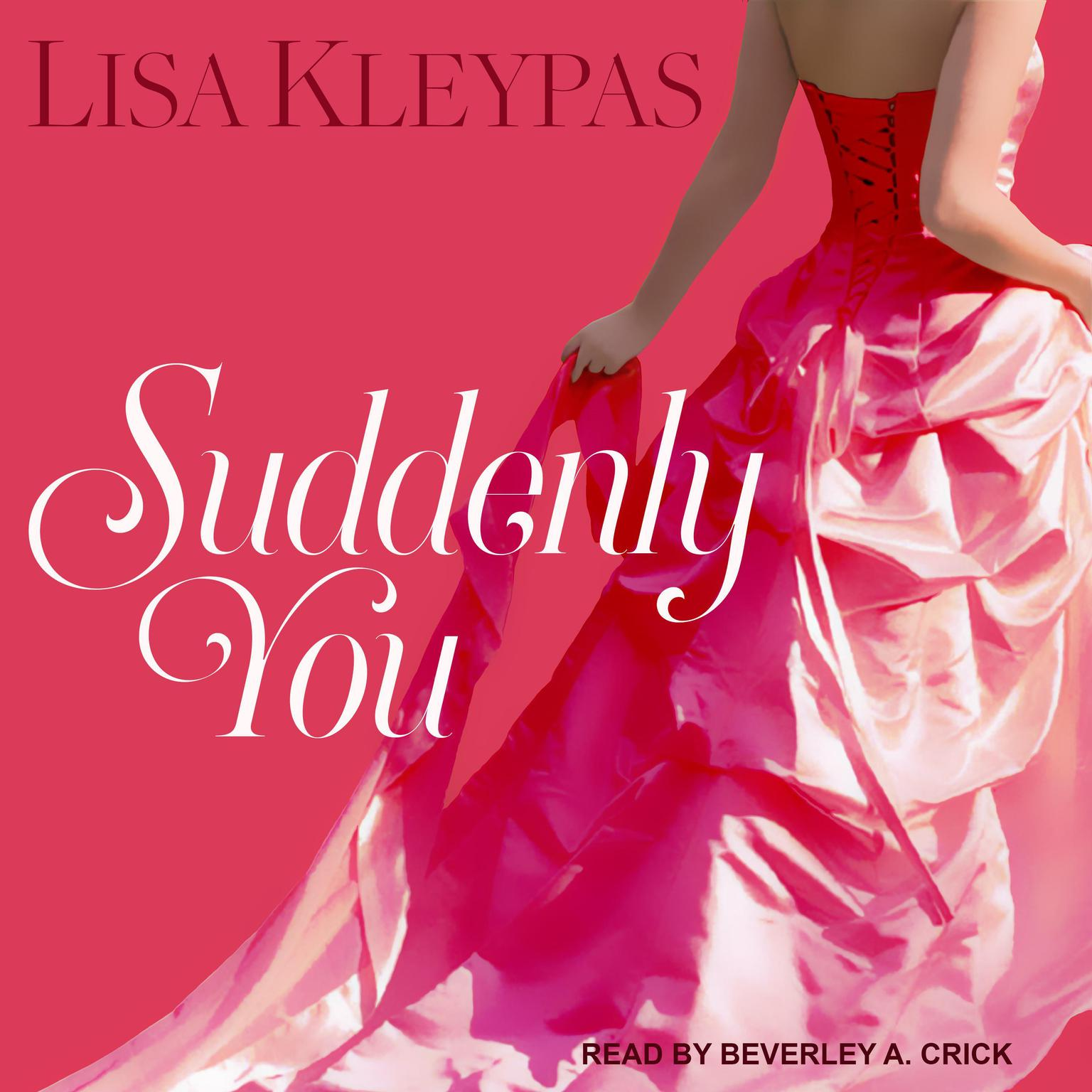 Printable Suddenly You Audiobook Cover Art