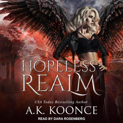 Hopeless Realm Audiobook, by A.K. Koonce