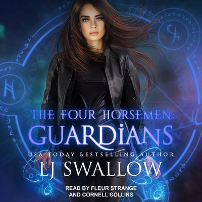 The Four Horsemen: Guardians Audiobook, by LJ Swallow