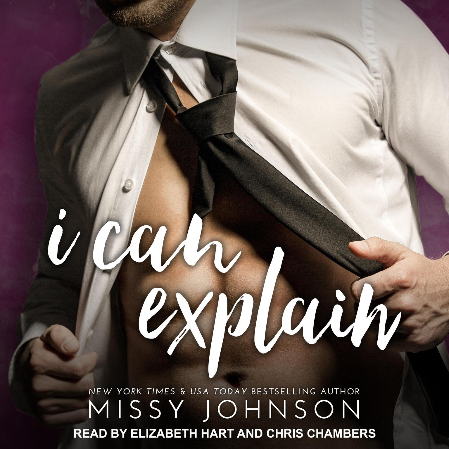 Printable I Can Explain Audiobook Cover Art