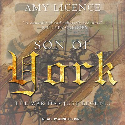 Son of York Audiobook, by Amy Licence
