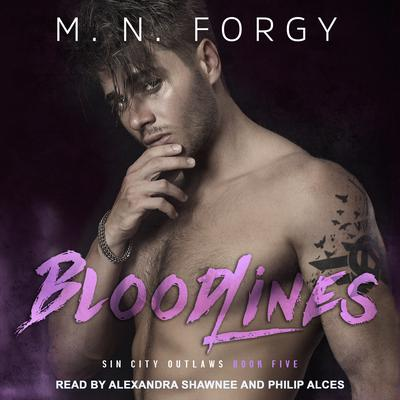 Bloodlines Audiobook, by M. N. Forgy