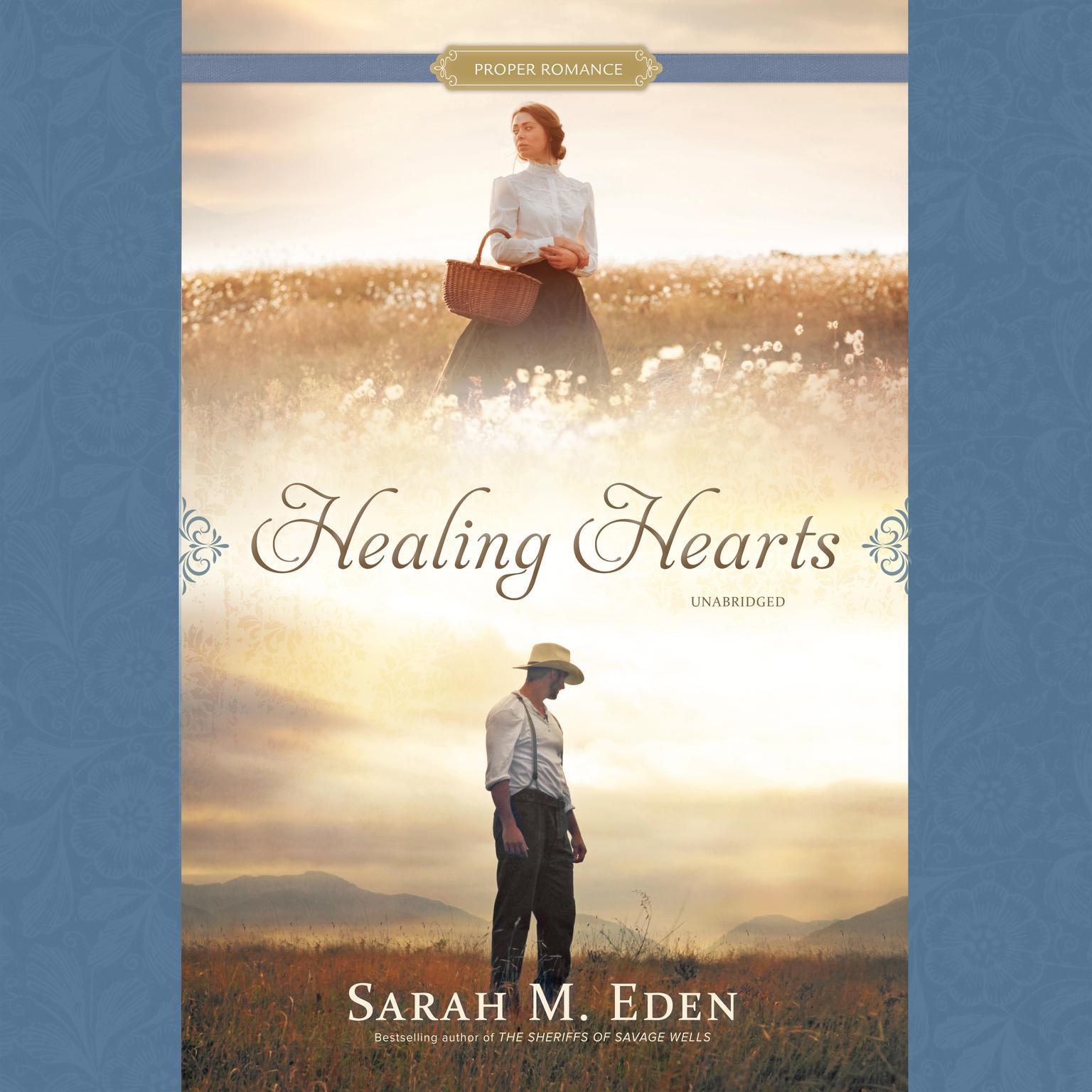 Printable Healing Hearts Audiobook Cover Art
