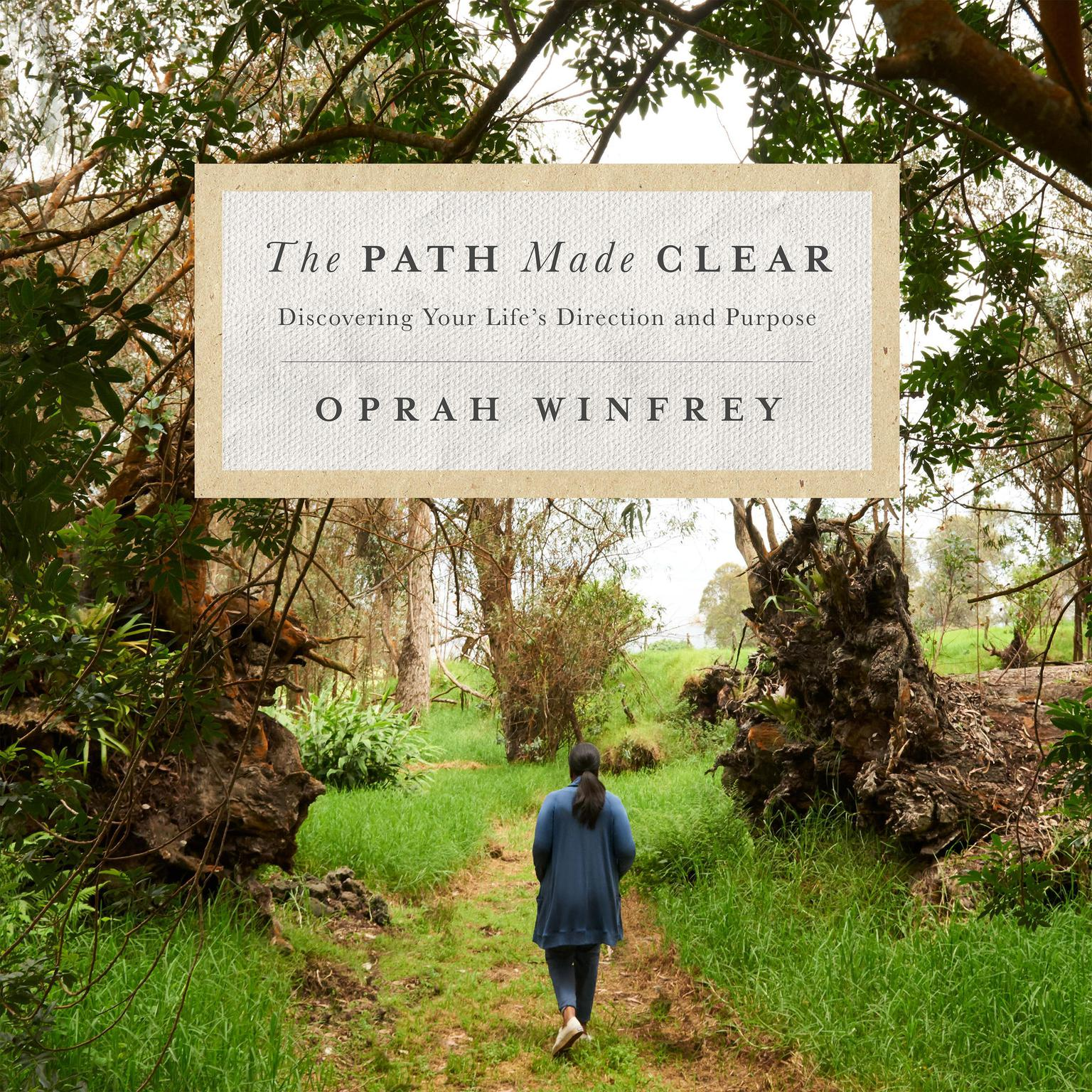 Printable The Path Made Clear: Discovering Your Life's Direction and Purpose Audiobook Cover Art