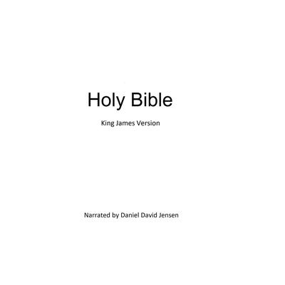 Holy Bible Audiobook, by Author Info Added Soon