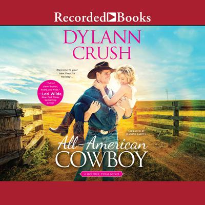 All-American Cowboy Audiobook, by