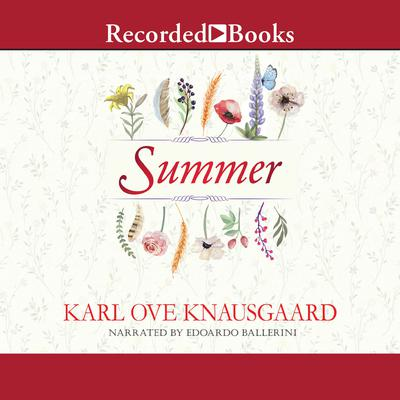Summer Audiobook, by Karl Ove Knausgaard