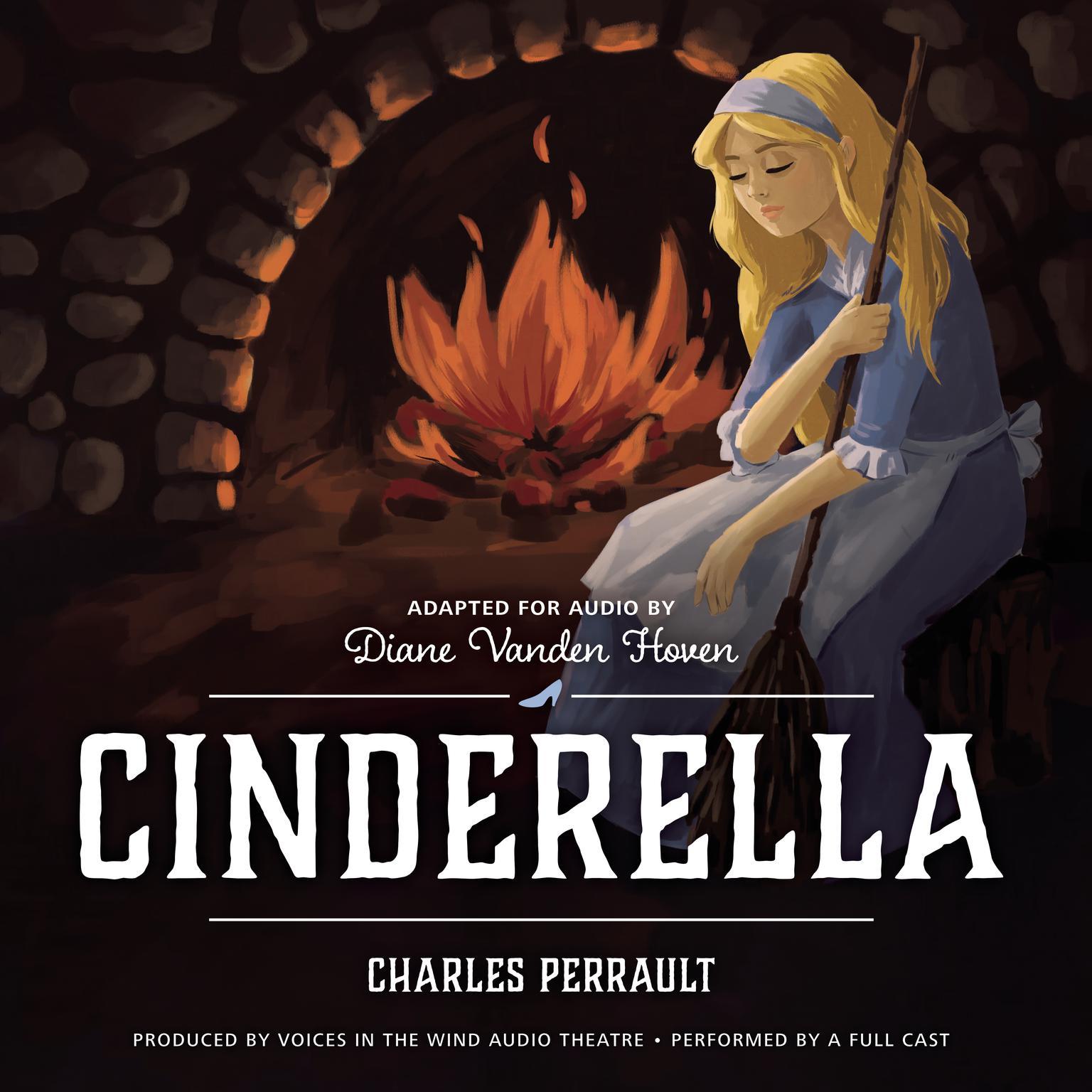 Printable Cinderella Audiobook Cover Art