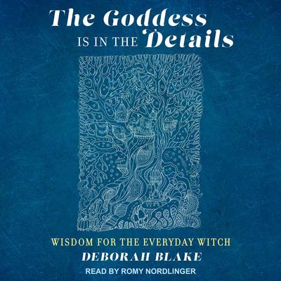 The Goddess Is in the Details: Wisdom for the Everyday Witch Audiobook, by Deborah Blake