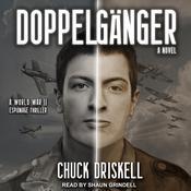 Doppelgänger: A World War II Espionage Thriller Audiobook, by Author Info Added Soon