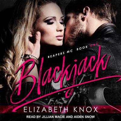 Blackjack Audiobook, by Elizabeth Knox