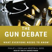 The Gun Debate: What Everyone Needs to Know Audiobook, by Author Info Added Soon
