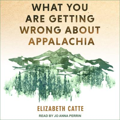 What You Are Getting Wrong About Appalachia Audiobook, by Elizabeth Catte