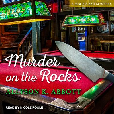 Murder on the Rocks Audiobook, by Allyson K. Abbott