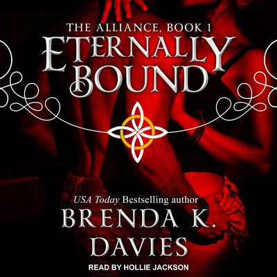 Eternally Bound Audiobook, by Brenda K. Davies