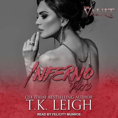 Inferno: Part 3 Audiobook, by T. K. Leigh