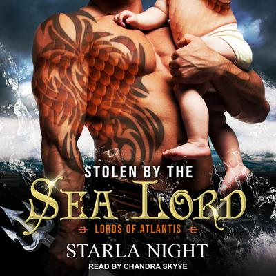Stolen by the Sea Lord Audiobook, by Starla Night