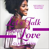 Lets Talk About Love Audiobook, by Author Info Added Soon