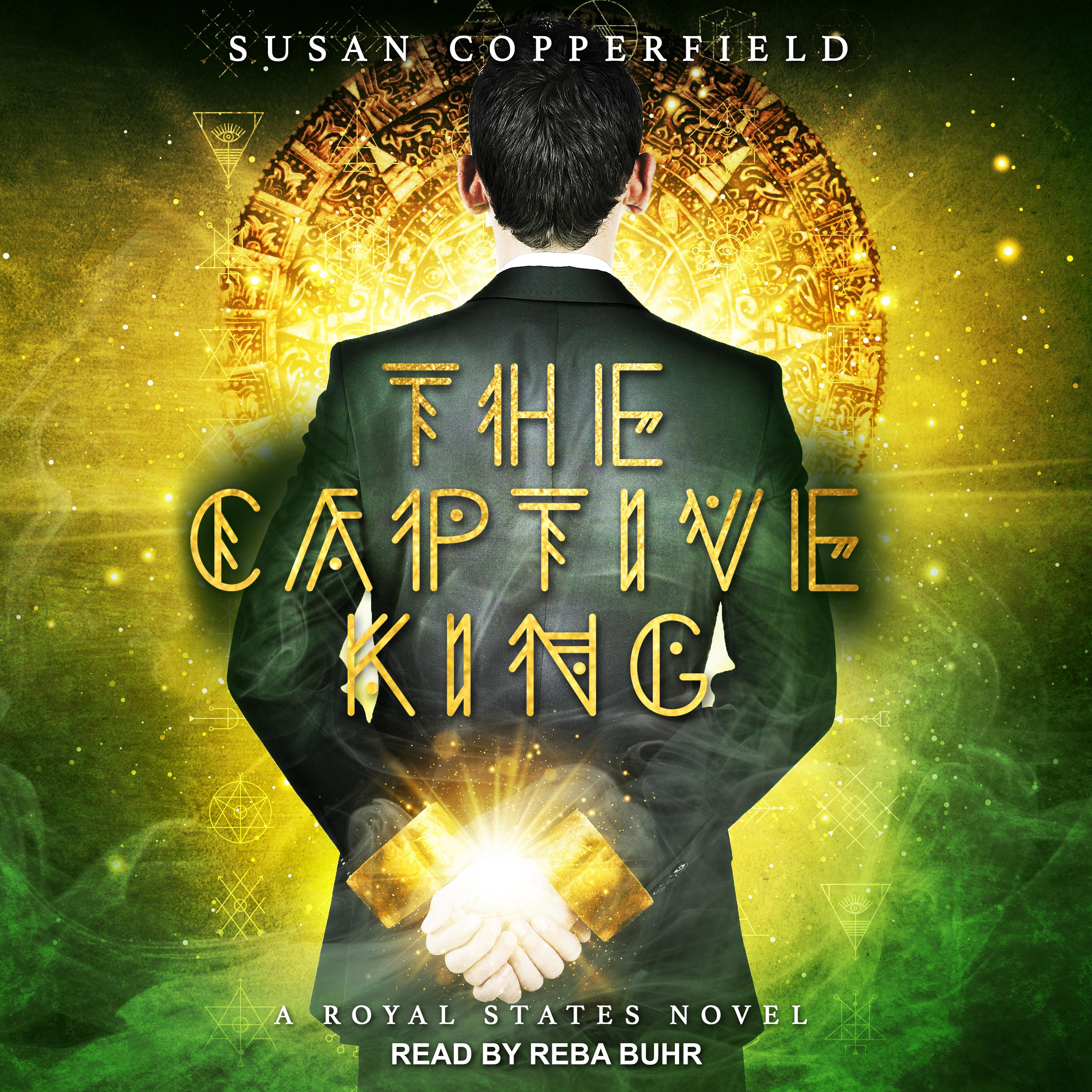 Printable The Captive King Audiobook Cover Art