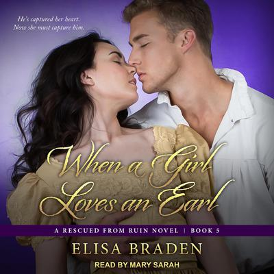 When a Girl Loves an Earl Audiobook, by