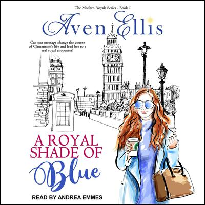 A Royal Shade of Blue Audiobook, by Aven Ellis