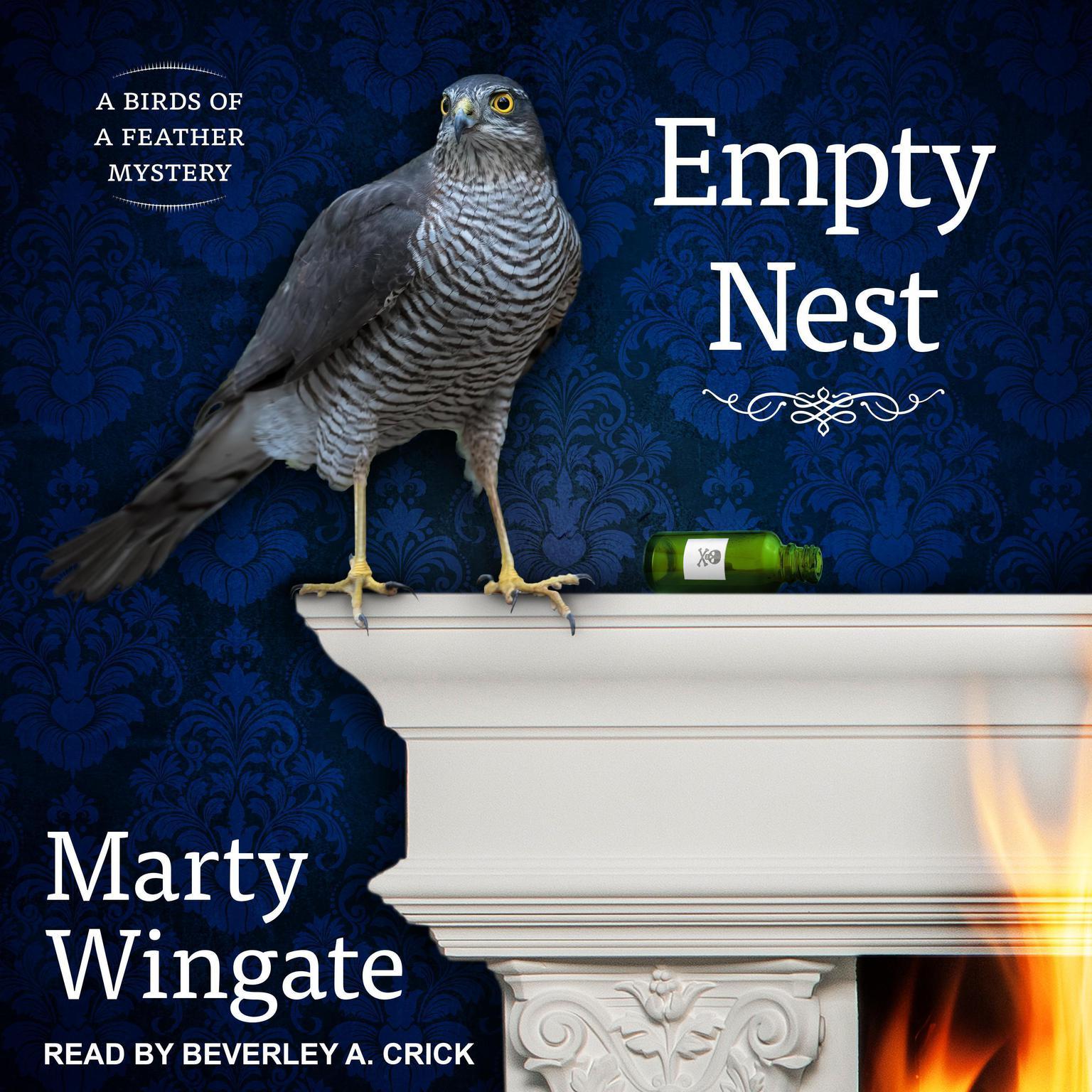 Printable Empty Nest Audiobook Cover Art