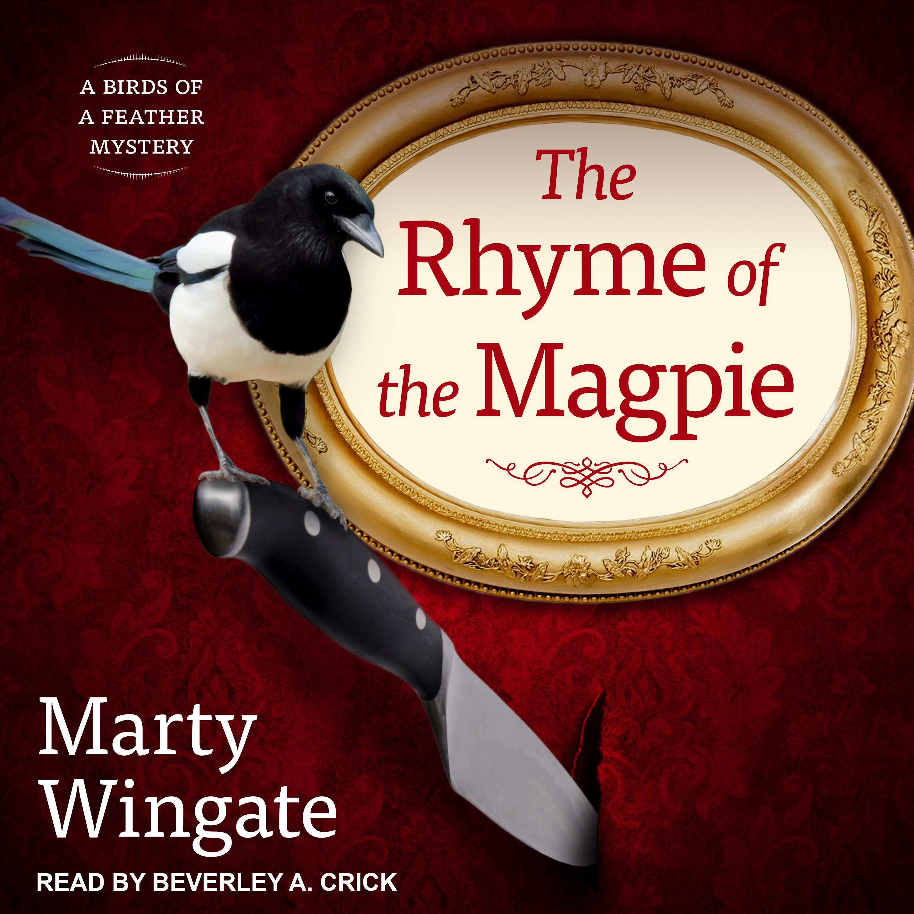 Printable The Rhyme of the Magpie Audiobook Cover Art