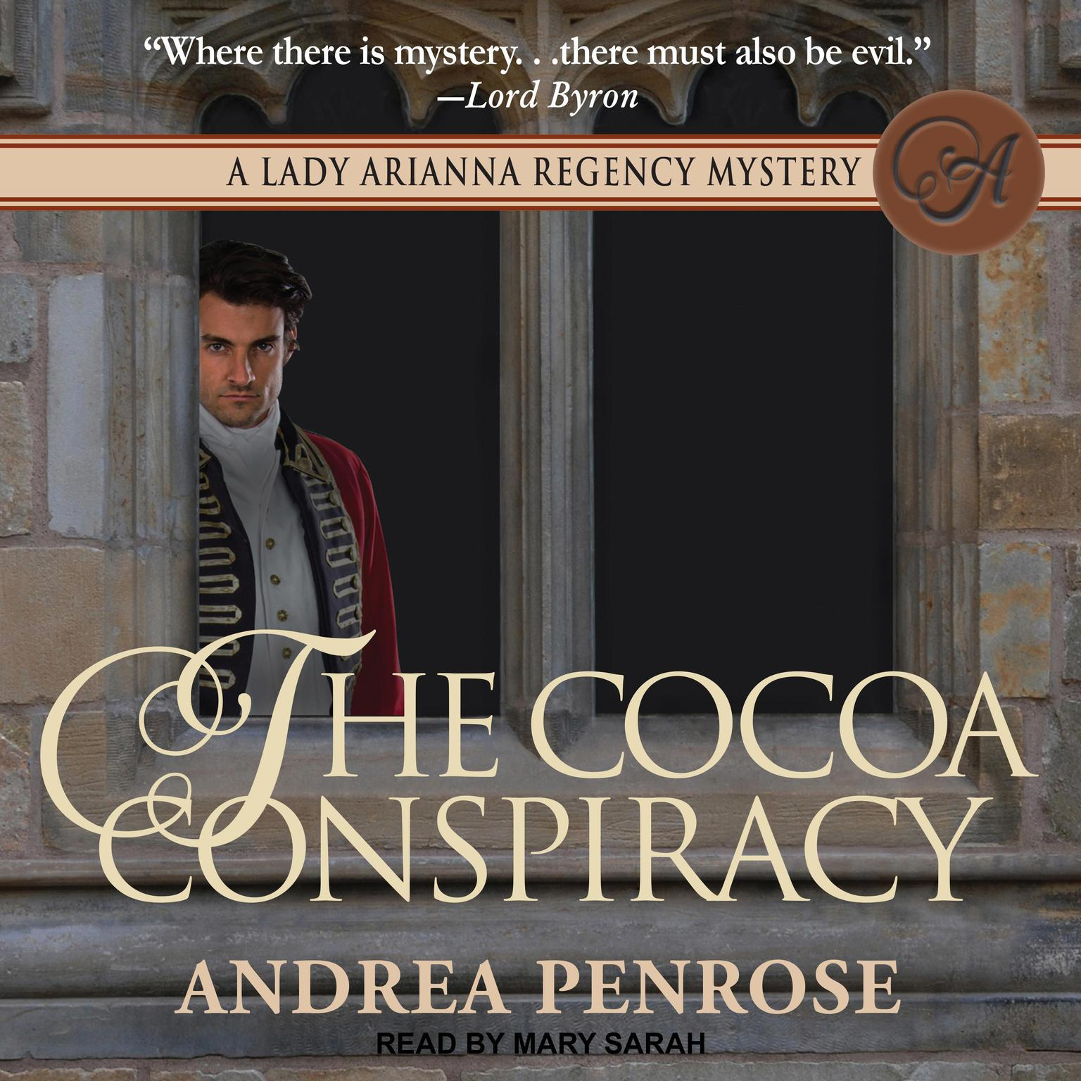Printable The Cocoa Conspiracy Audiobook Cover Art