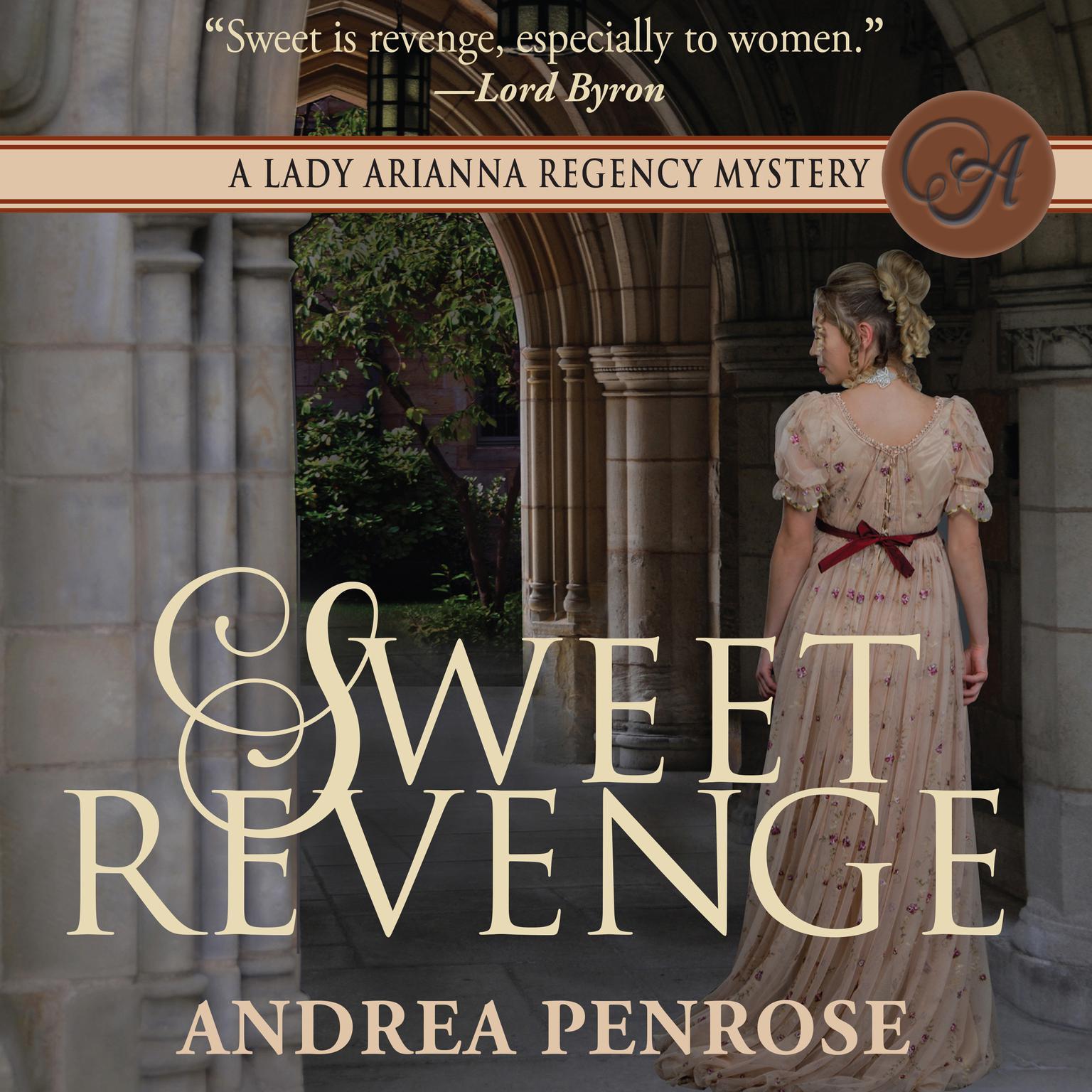 Sweet Revenge Audiobook, by Andrea Penrose