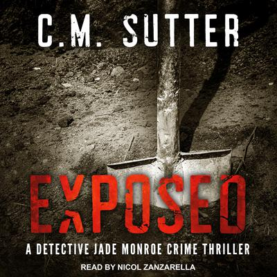 Exposed Audiobook, by C.M. Sutter