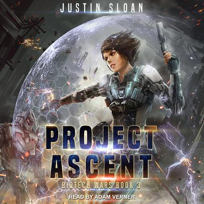 Project Ascent Audiobook, by Justin Sloan