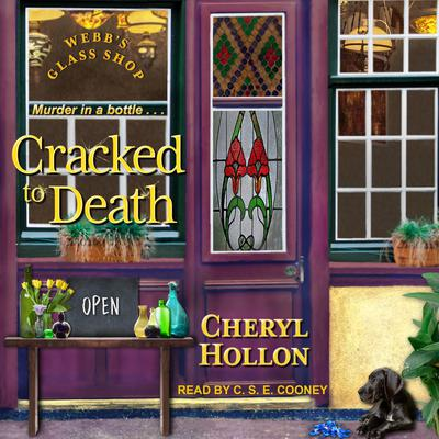 Cracked to Death Audiobook, by Cheryl Hollon