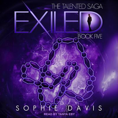 Exiled Audiobook, by Sophie Davis