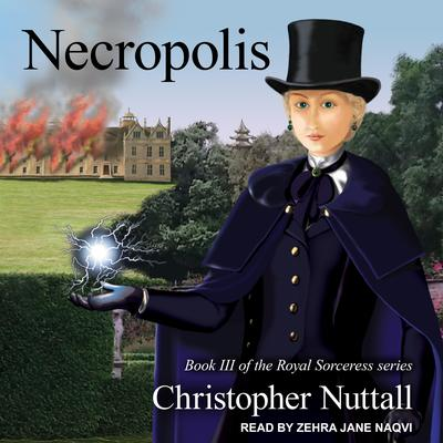 Necropolis Audiobook, by Christopher Nuttall