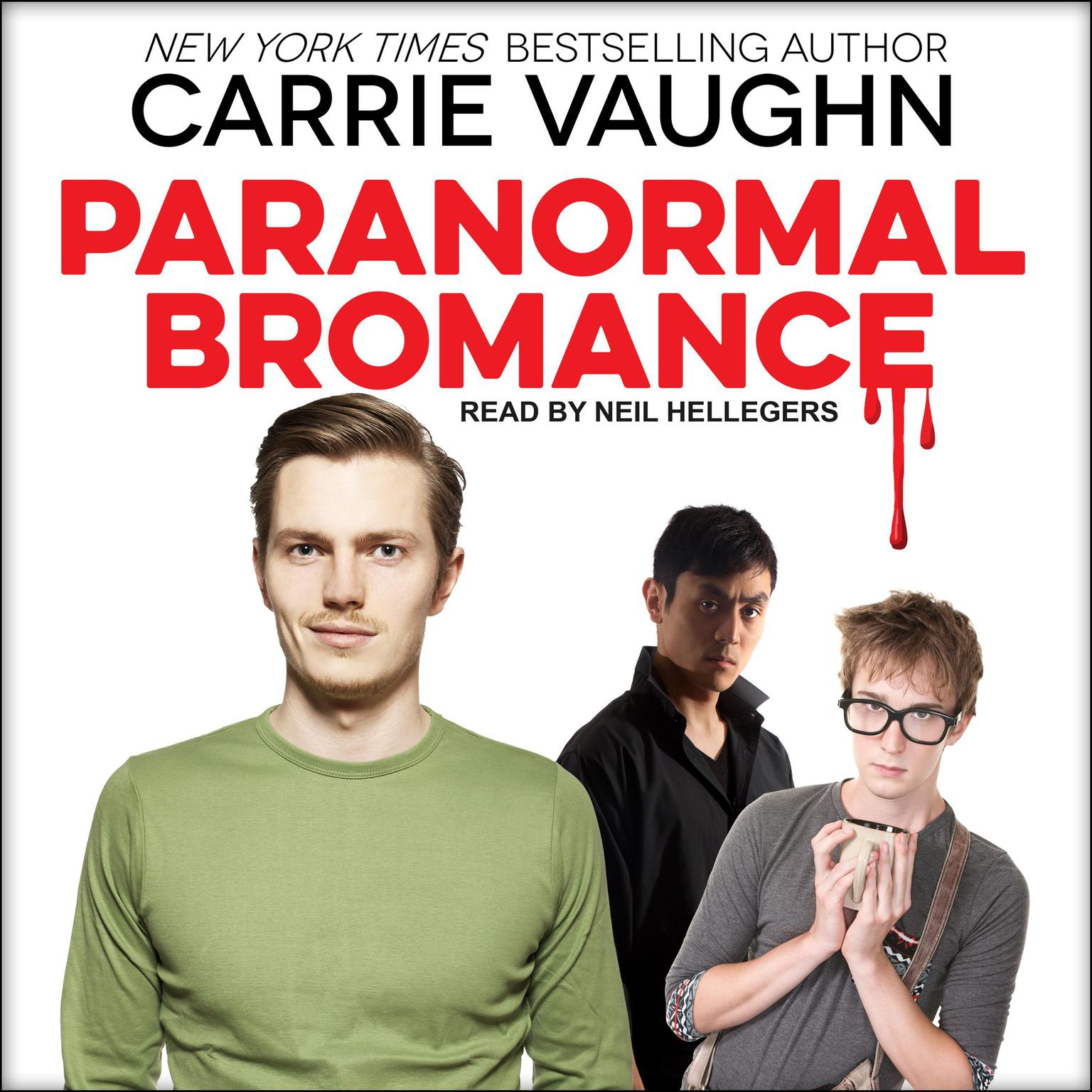Paranormal Bromance Audiobook, by Carrie Vaughn