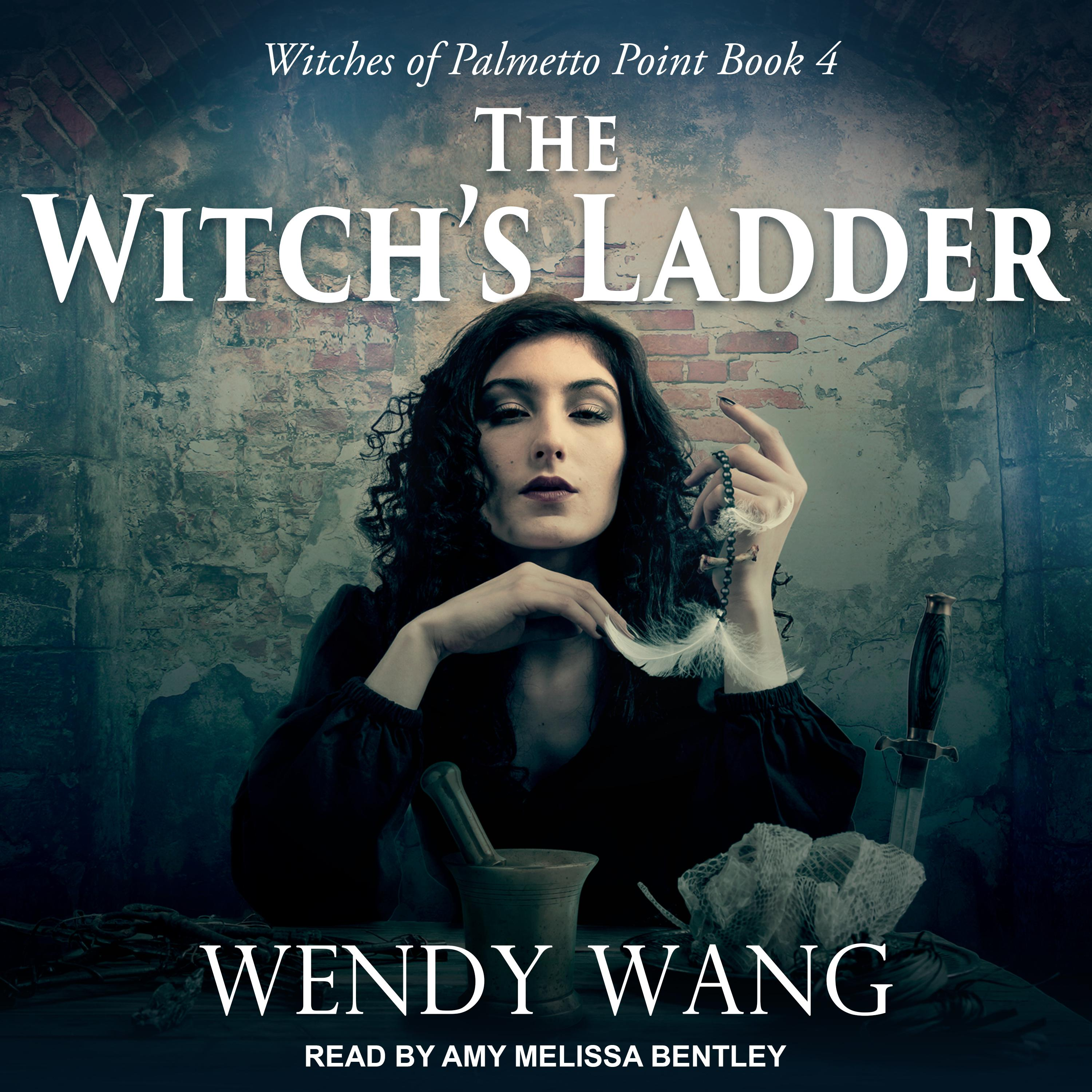 Printable The Witch's Ladder Audiobook Cover Art
