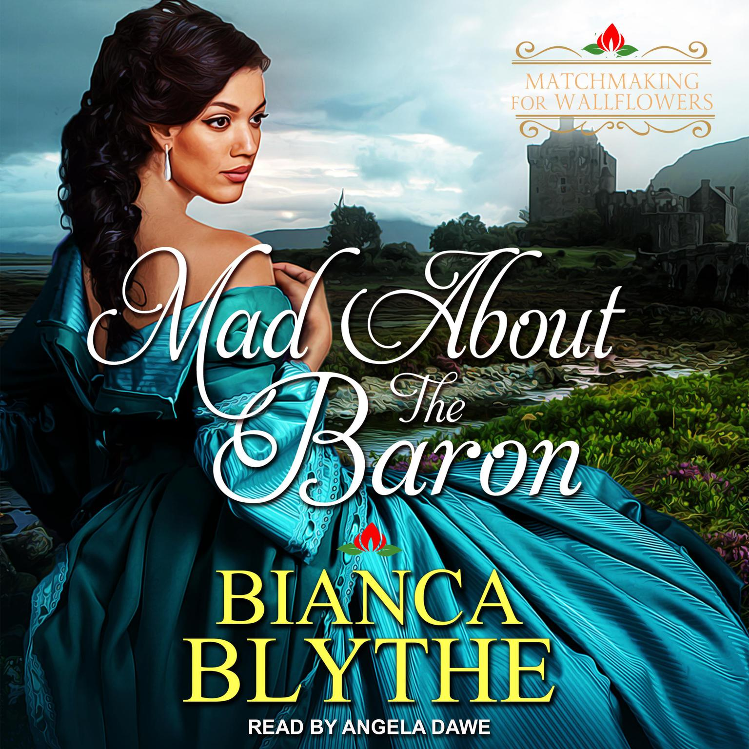 Angela Baron mad about the baron audiobook
