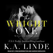 The Wright One Audiobook, by K. A. Linde
