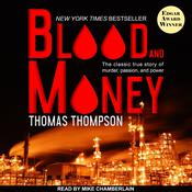 Blood and Money Audiobook, by Author Info Added Soon
