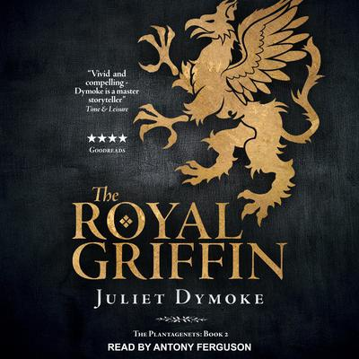 The Royal Griffin Audiobook, by Juliet Dymoke